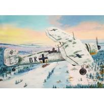 """Henschel Hs-126 """"Eastern front"""" (1:72)"""