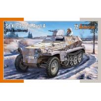Sd.Kfz 250/1 Ausf.A (Alte Ausführung) (1:72)
