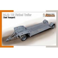 Sd.Ah 115 Flatbed Trailer (Tank Transport) (1:72)
