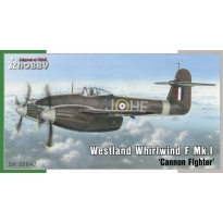 Westland Whirlwind Mk.I 'Cannon Fighter (1:32)