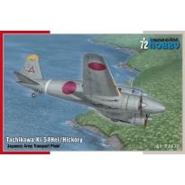 """Tachikawa Ki-54 Hei """"Hickory"""" (1:72)"""