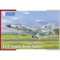 """AJ-37 Viggen """"Strike Fighter"""" (1:72)"""