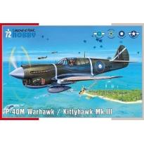 P-40M Warhawk / Kittyhawk Mk.III (1:72)