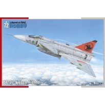 JA-37 Viggen Fighter (1:72)