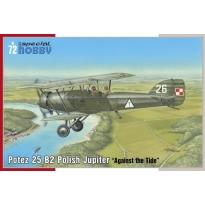 "Potez 25 B2 Polish Jupiter ""Against the Tide"" (1:72)"