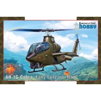 AH-1G Cobra 'Early Tails' (1:72)