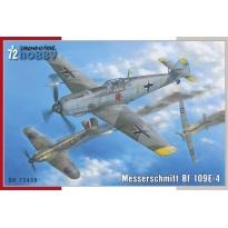 Messerschmitt Bf 109E-4 (1:72)