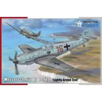 """Messerschmitt Bf 109E-1 """"Lightly-Armed Emil"""" (1:72)"""
