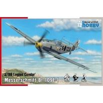 """Messerschmitt Bf 109E-1 """"J/88 Legion Condor"""" (1:72)"""