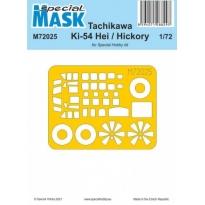 Tachikawa Ki-54 Hei / Hickory Mask (1:72)