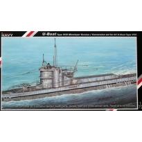 U-Boat Type VIID Minelayer Version conversion set (1:72)
