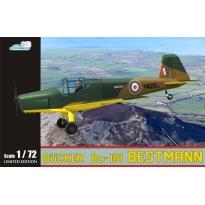 Bucker Bu-181 Bestmann (2 in 1) - Limited Edition(1:72)