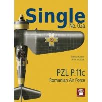 Stratus Single Nr.02a PZL P.11c Romanian Air Force