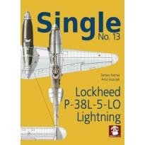 Stratus Single Nr.13  Lockheed P-38L-5-LO Lightning
