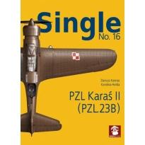 Stratus Single Nr.16 PZL Karaś II (PZL.23B)