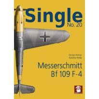Stratus Single Nr.20 Messerschmitt Bf 109F-4