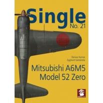 Stratus Single Nr.21 Mitsubishi A6M5 Model 52 Zero