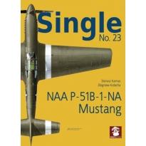 Stratus Single Nr.23 NAA P-51B-1-NA Mustang