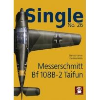 Stratus Single Nr.26 Messerscmitt Bf 108B-2 Taifun