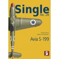 Stratus Single Nr.28 Avia S-199