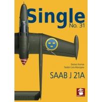 Stratus Single Nr.31 SAAB  J 21A