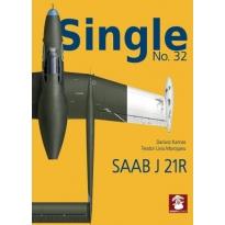 Stratus Single Nr.32 SAAB  J 21R