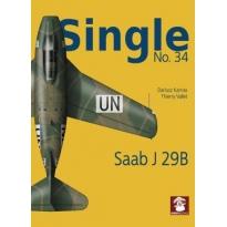 Stratus Single Nr.34 Saab J 29B