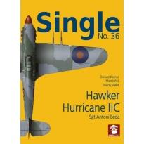 Stratus Single Nr.36 Hawker Hurricane Mk.IIc  Sgt.Antoni Beda