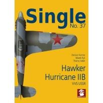 Stratus Single Nr.37 Hawker Hurricane Mk.IIb  VVS USSR