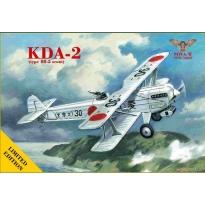 KDA-2 (type 88-2 scout)  (1:72)