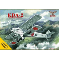 KDA-2 (type 88 light bomber) (1:72)
