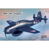 TBM-3W Guppy SE (1:72)