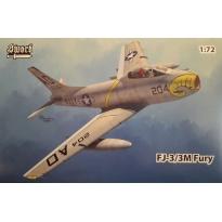 FJ-3/3M Fury (1:72)