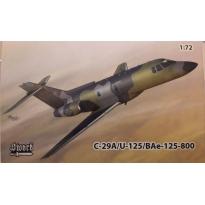 C-29A/BAe125/800 (1:72)
