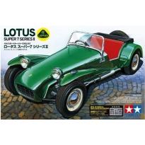 Lotus Super 7 Series II (1:24)