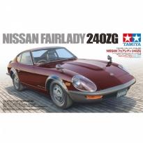 Nissan Fairlady 240ZG (1:24)