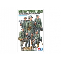 German Infantry Set (Mid-WWII) (1:35)