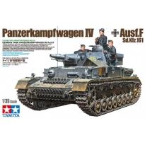 Panzerkampfwagen IV Ausf.F (1:35)