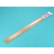 Clear Plastic Beams 5 mm Pipe (5 sztuk)