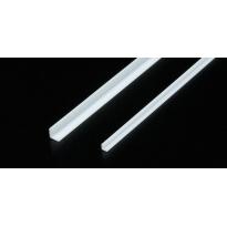Plastic Beams 5 mm L x 5 (5 sztuk)