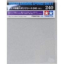 Polishing Sanding Sponge Sheet 240