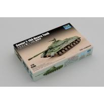 Soviet T-10A Heavy Tank (1:72)
