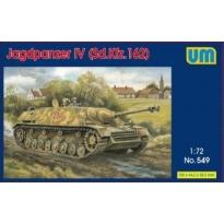 Jagdpanzer IV (Sd.Kfz.162) (1:72)