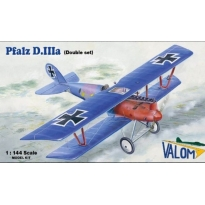 Pfalz D.IIIa (double set) (1:144)
