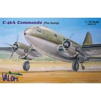 Curtiss C-46A Commando (The Hump) (1:72)