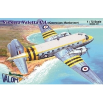 Vickers Valetta C.1 (Operation Musketeer) (1:72)