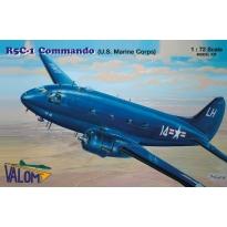 Curtiss R5C-1 Commando (U.S. Marine Corps) (1:72)