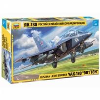 """Zvezda 4818 Russian light bomber YAK-130 """"Mitten"""" (1:48)"""