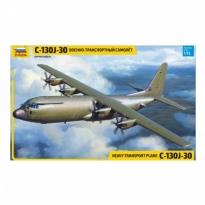 Zvezda 7324 C-130J-30 Heavy Transport Plane (1:72)