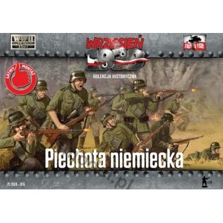 First to Fight Piechota niemiecka (1:72)